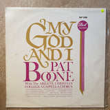 Pat Boone  ‎– My God And I - Vinyl LP Record - Very-Good+ Quality (VG+) - C-Plan Audio