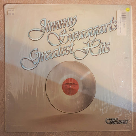 Jimmy Swaggart ‎– Jimmy Swaggart's Greatest Hits – Vinyl LP Record - Opened  - Very-Good+ (VG+) - C-Plan Audio