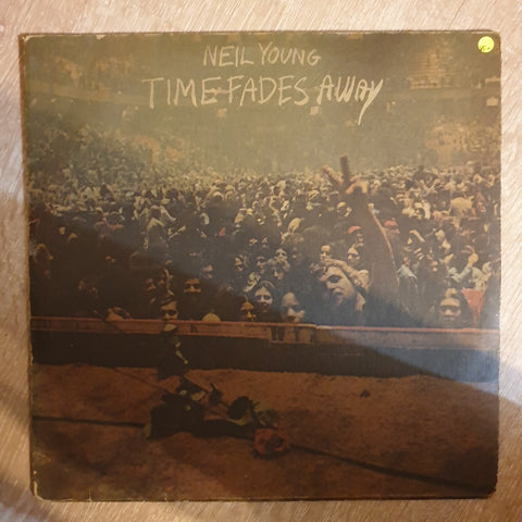 Neil Young ‎– Time Fades Away (US) - Vinyl LP Record - Opened  - Very-Good+ (VG+) - C-Plan Audio