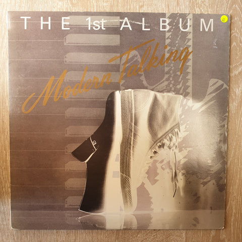Modern Talking - The 1st Album - Vinyl LP Record - Opened  - Very-Good- Quality (VG-) - C-Plan Audio