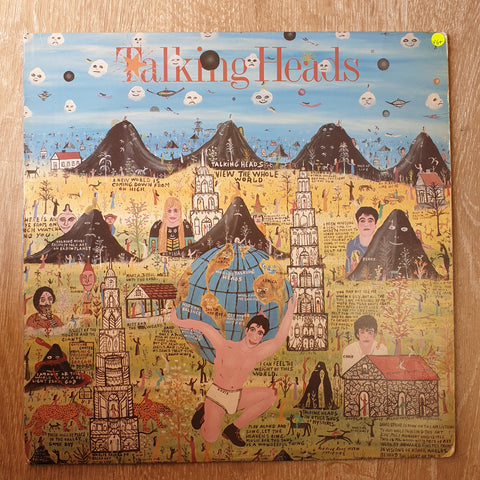 Talking Heads ‎– Little Creatures - Vinyl LP Record - Opened  - Very-Good+ (VG+) - C-Plan Audio