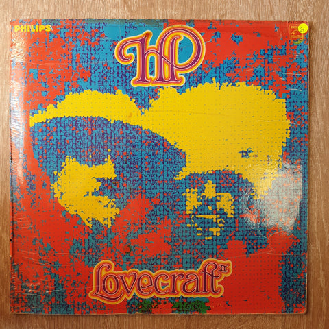 H.P. Lovecraft ‎– H.P. Lovecraft II - Vinyl LP Record - Good+ Quality (G+) - C-Plan Audio