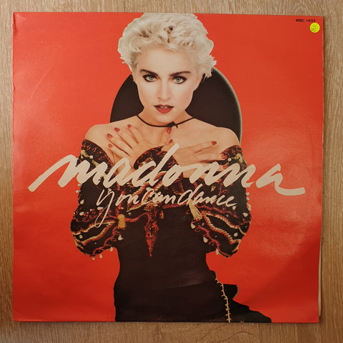 Madonna - You Can Dance - Vinyl LP Record - Opened  - Very-Good- Quality (VG-) - C-Plan Audio