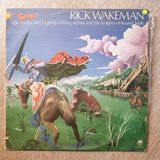 Rick Wakeman ‎– The Myths And Legends Of King Arthur -  Vinyl LP Record - Very-Good+ Quality (VG+) - C-Plan Audio
