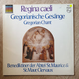 Regina Caeli - Gregorian Chants  - Vinyl LP Record - Very-Good+ Quality (VG+) (Vinyl Specials) - C-Plan Audio
