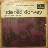 "The Troggs ‎– Little Red Donkey -  Vinyl 7"" Record - Very-Good+ Quality (VG+)"