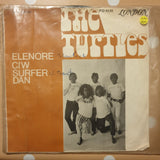 "The Turtles ‎– Elenore -  Vinyl 7"" Record - Very-Good+ Quality (VG+)"