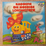 Kadoefie Die Modige Lokomotiefie - Vinyl  LP Record - Opened  - Very-Good Quality (VG) - C-Plan Audio