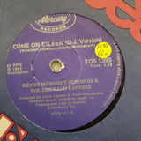 "Dexys Midnight Runners & The Emerald Express ‎– Come On Eileen - Vinyl 7"" Record - Very-Good+ Quality (VG+)"