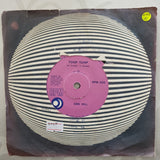"Dan Hill – Tchip Tchip / Baby Blue - Vinyl 7"" Record - Very-Good Quality (VG)"