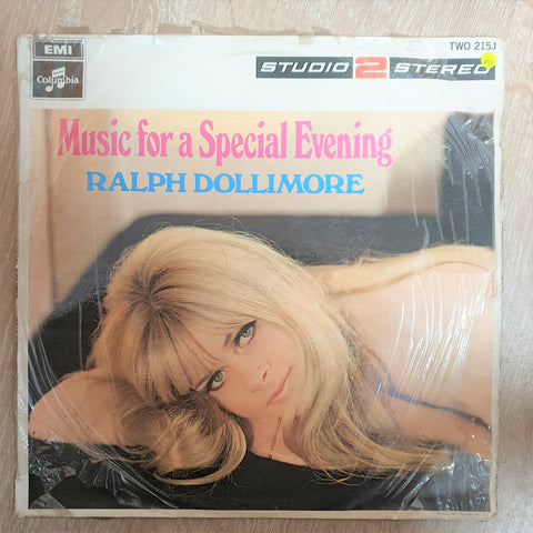 Ralph Dollimore And His Orchestra ‎– Music For A Special Evening - Vinyl  LP Record - Opened  - Very-Good Quality (VG) - C-Plan Audio