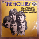 The Hollies ‎– He Ain't Heavy, He's My Brother - Vinyl LP Record - Opened  - Very-Good Quality (VG) - C-Plan Audio