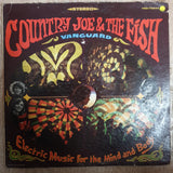 Country Joe & The Fish ‎– Electric Music For The Mind And Body - Vinyl  LP Record - Opened  - Very-Good Quality (VG) - C-Plan Audio