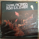Frank Zappa and The Mothers ‎– Roxy & Elsewhere - Vinyl  LP Record - Opened  - Very-Good Quality (VG) - C-Plan Audio