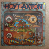 Hoyt Axton ‎– Life Machine  - Vinyl LP Record - Good+ Quality (G+) - C-Plan Audio