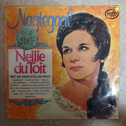 Nagtegaal - Nellie du Toit - Vinyl LP Record - Very-Good Quality (VG) - C-Plan Audio