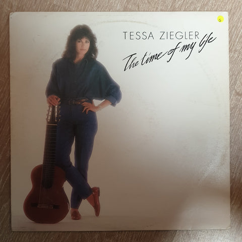 Tessa Ziegler - The Time Of My Life - Vinyl LP Record - Opened  - Good Quality (G) (Vinyl Specials) - C-Plan Audio