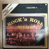 Rock 'n Roll Revival Vol 1 - Vinyl LP Record - Very-Good+ Quality (VG+)