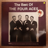 The Four Aces ‎– The Best Of - Vinyl LP Record - Very-Good+ Quality (VG+)
