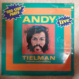 Andy Tielman And His Indonesians - Live - Vinyl LP Record - Very-Good+ Quality (VG+)