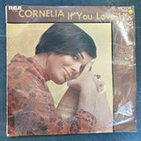 Cornelia - If You Love Her - Vinyl LP Record - Good+ Quality (G+)