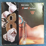 Dan Hill - Sounds Electronic 8  ‎– Vinyl LP Record - Very-Good+ Quality (VG+)