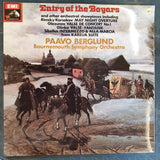 Bournemouth Symphony Orchestra, Paavo Berglund ‎– Entry Of The Boyars ‎– Vinyl LP Record - Very-Good+ Quality (VG+)