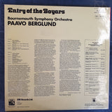 Bournemouth Symphony Orchestra, Paavo Berglund ‎– Entry Of The Boyars ‎– Vinyl LP Record - Very-Good+ Quality (VG+) - C-Plan Audio