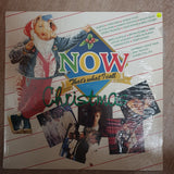 Now That's What I Call Christmas - Vinyl LP Record - Very-Good+ Quality (VG+)