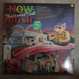 Now That's What I Call Music Vol 5 - Original Artists - Vinyl LP Record - Sealed