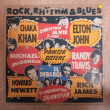 Rock, Rythm & Blues - Original Artists  - Vinyl LP Record - Very-Good+ Quality (VG+)