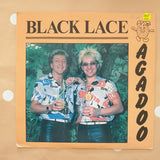"Black Lace ‎– Agadoo - Vinyl 7"" Record - Very-Good+ Quality (VG+)"