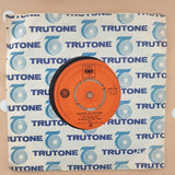 "The Tremeloes ‎– Silence Is Golden ‎ - Vinyl 7"" Record - Good+ Quality (G+)"