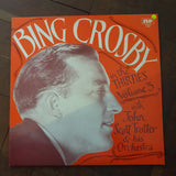 Bing Crosby with John Scott Trotter And His Orchestra ‎– In The Thirties Volume 3 - Vinyl LP Record - Very-Good+ Quality (VG+)