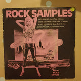 "Rock Samples - Maxi Rock Single  - Vinyl 7"" Record - Very-Good- Quality (VG-)"