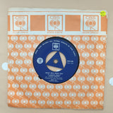 "Johnny Mathis - What Will Mary Say - Vinyl 7"" Record - Very-Good+ Quality (VG+)"
