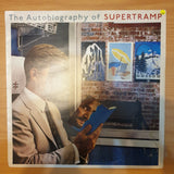 Supertramp ‎– The Autobiography Of Supertramp - Vinyl LP Record - Very-Good+ Quality (VG+)