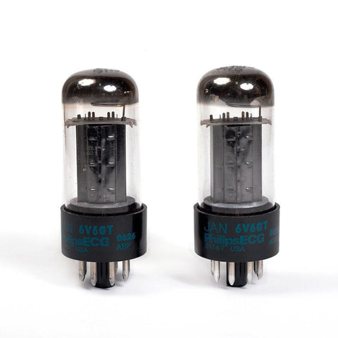 ALO Audio Vacuum Tubes (Valves) - 6V6GT JAN – Phillips (pair) (Ships in 2-3 Weeks)