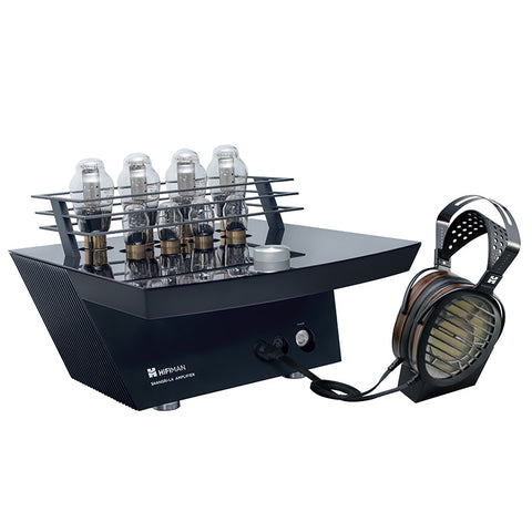 HiFiMan Shangrila Audiophile Electrostatic Headphone System (Pre-Orders Now Available)