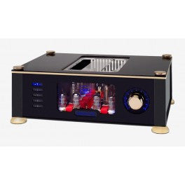 Audiovalve Assistent 50 Integrated HiFi Amplifier Standard Edition (Ships in 4 Weeks) - C-Plan Audio