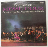 Beethoven - Messe C-DUR - Academy of St.Martin in the fields - Vinyl Opened - Very-Good+ (VG+) - C-Plan Audio