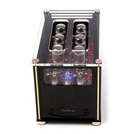 Audiovalve Challenger 115 Mono Power Amp Standard Edition (Ships in 4 Weeks) - C-Plan Audio