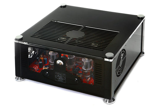 Audiovalve Challenger 250 Mono Power Amp Standard  Edition (Ships in 4 Weeks) - C-Plan Audio