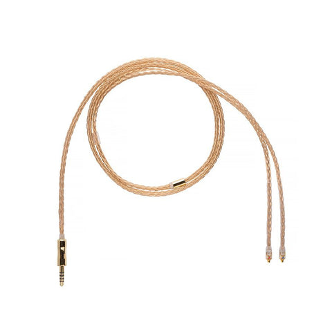 ALO Audio Gold 16 IEM MMCX Headphone Cable - Balanced 2.5mm TRRS  (Ships In 2-3 Weeks)