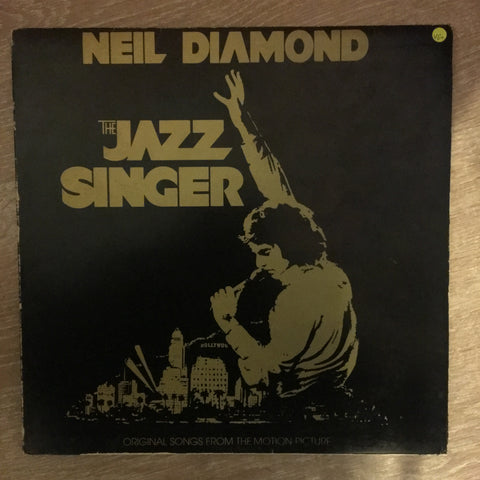 Neil Diamond - The Jazz Singer - Vinyl LP Record - Opened  - Very-Good+ Quality (VG+) - C-Plan Audio