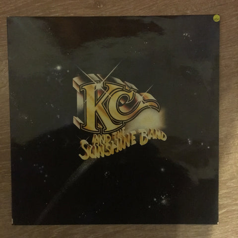 KC & The Sunshine Band - Vinyl LP Record - Opened  - Very-Good+ Quality (VG+) - C-Plan Audio