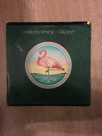 Christopher Cross - Vinyl LP Record - Opened  - Very-Good+ Quality (VG+)