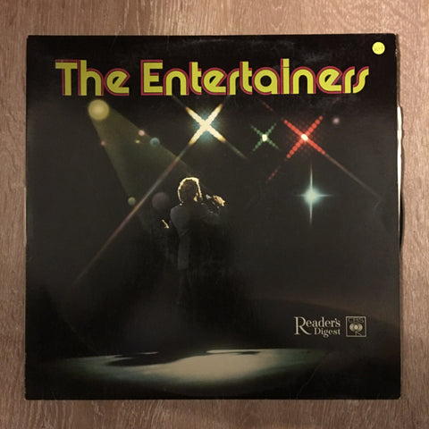 Various - The Entertainers - Vinyl Record - Opened  - Very-Good+ Quality (VG+) - C-Plan Audio