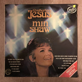 Min Shaw - I'd Rather Have - Vinyl LP Record - Opened  - Very-Good Quality (VG) - C-Plan Audio