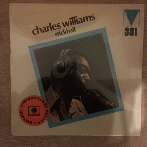 Charles Williams - Stickball -  Vinyl LP - Sealed - Vinyl